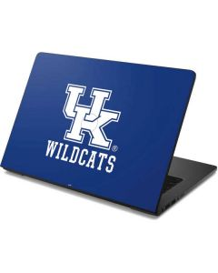 UK Kentucky Wildcats Dell Chromebook Skin