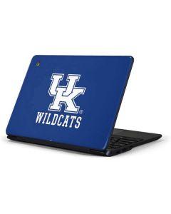 UK Kentucky Wildcats Samsung Chromebook Skin