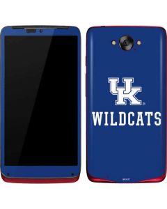 UK Kentucky Wildcats Motorola Droid Skin