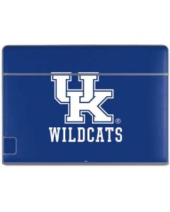 UK Kentucky Wildcats Galaxy Book Keyboard Folio 10.6in Skin