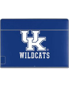 UK Kentucky Wildcats Galaxy Book Keyboard Folio 12in Skin