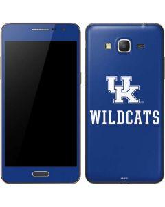 UK Kentucky Wildcats Galaxy Grand Prime Skin