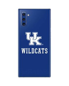 UK Kentucky Wildcats Galaxy Note 10 Skin