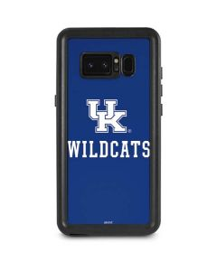UK Kentucky Wildcats Galaxy Note 8 Waterproof Case
