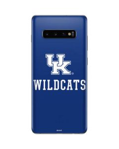 UK Kentucky Wildcats Galaxy S10 Plus Skin
