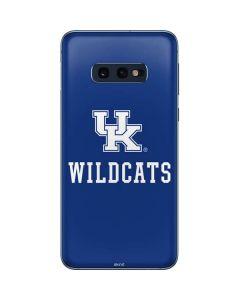 UK Kentucky Wildcats Galaxy S10e Skin