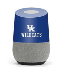 UK Kentucky Wildcats Google Home Skin