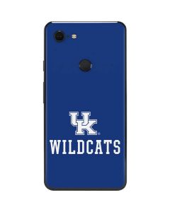 UK Kentucky Wildcats Google Pixel 3 XL Skin