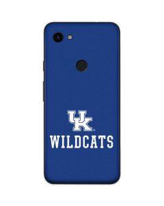 UK Kentucky Wildcats Google Pixel 3a Skin
