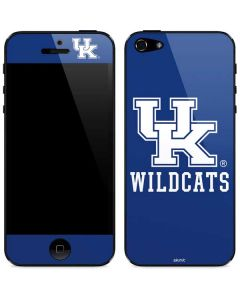 UK Kentucky Wildcats iPhone 5/5s/SE Skin