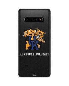 UK Kentucky Wildcats Mascot Galaxy S10 Plus Skin