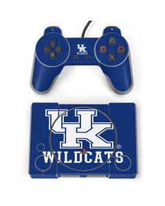 UK Kentucky Wildcats PlayStation Classic Bundle Skin
