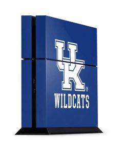 UK Kentucky Wildcats PS4 Console Skin