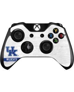 UK Kentucky Wildcats Wood Xbox One Controller Skin