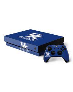 UK Kentucky Wildcats Xbox One X Bundle Skin