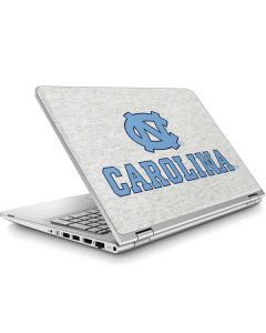 UNC Carolina ENVY x360 15t-w200 Touch Convertible Laptop Skin