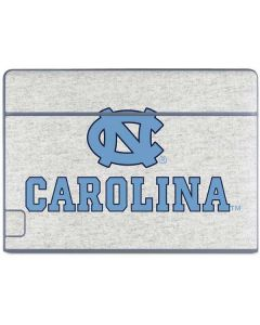 UNC Carolina Galaxy Book Keyboard Folio 10.6in Skin
