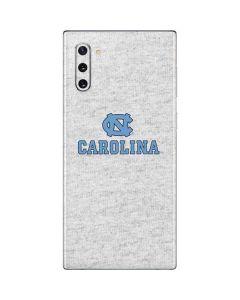 UNC Carolina Galaxy Note 10 Skin