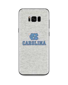 UNC Carolina Galaxy S8 Skin
