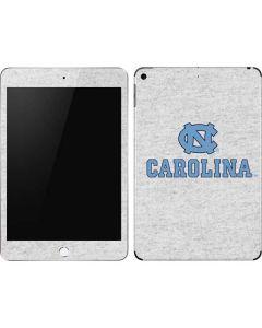 UNC Carolina Apple iPad Mini Skin