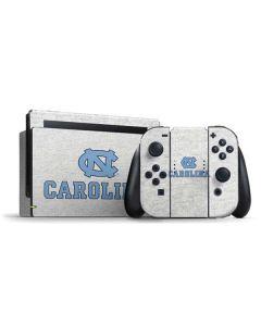 UNC Carolina Nintendo Switch Bundle Skin