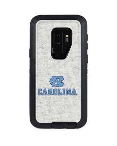UNC Carolina Otterbox Defender Galaxy Skin