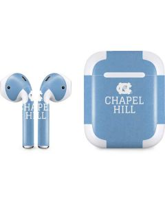 UNC Chapel Hill Apple AirPods 2 Skin