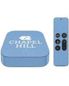 UNC Chapel Hill Apple TV Skin
