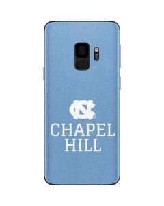 UNC Chapel Hill Galaxy S9 Skin