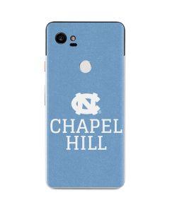 UNC Chapel Hill Google Pixel 2 XL Skin