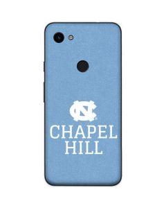 UNC Chapel Hill Google Pixel 3a Skin