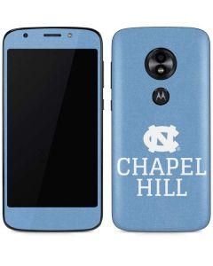 UNC Chapel Hill Moto E5 Play Skin