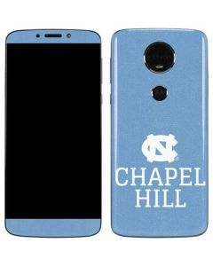 UNC Chapel Hill Moto E5 Plus Skin