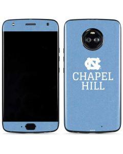 UNC Chapel Hill Moto X4 Skin
