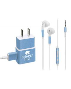 UNC Chapel Hill Phone Charger Skin