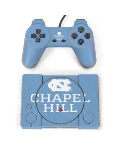 UNC Chapel Hill PlayStation Classic Bundle Skin