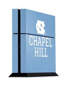 UNC Chapel Hill PS4 Console Skin