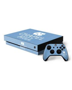 UNC Chapel Hill Xbox One X Bundle Skin