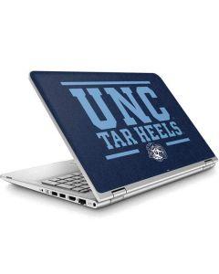 UNC Tar Heels ENVY x360 15t-w200 Touch Convertible Laptop Skin