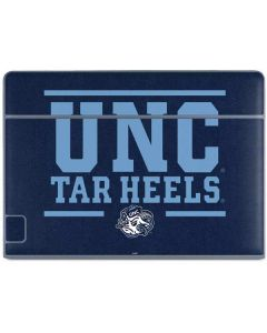 UNC Tar Heels Galaxy Book Keyboard Folio 10.6in Skin