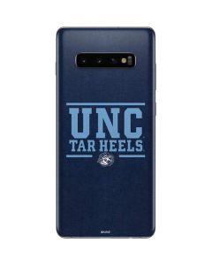 UNC Tar Heels Galaxy S10 Plus Skin