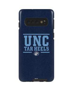 UNC Tar Heels Galaxy S10 Pro Case