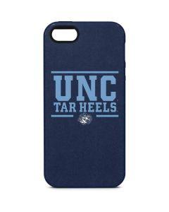 UNC Tar Heels iPhone 5/5s/SE Pro Case