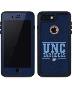 UNC Tar Heels iPhone 7 Plus Waterproof Case