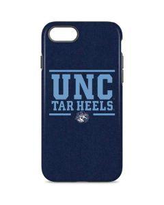 UNC Tar Heels iPhone 8 Pro Case