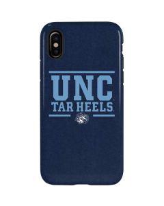 UNC Tar Heels iPhone X Pro Case