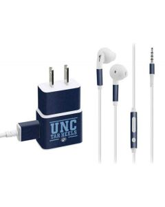 UNC Tar Heels Phone Charger Skin