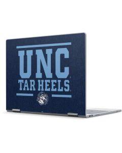 UNC Tar Heels Pixelbook Skin