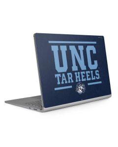 UNC Tar Heels Surface Book 2 15in Skin