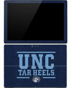 UNC Tar Heels Surface Pro 4 Skin